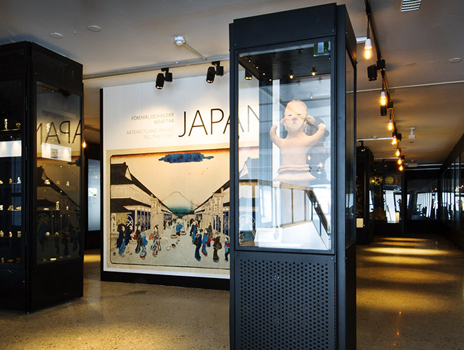 Exhibition Japan - Tales of objects and images