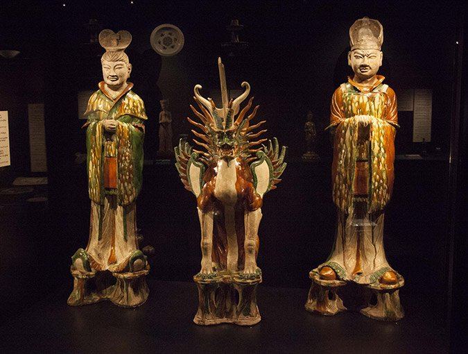Exhibition The Middle Kingdom – Imperial China